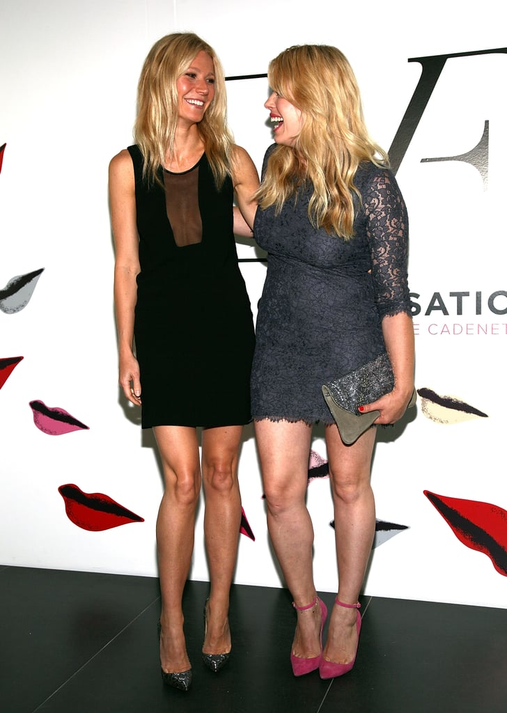 Gwyneth Paltrow and Amanda de Cadenet