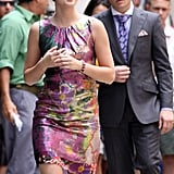 Gossip Girl Filming — Ed Westwick and Leighton Meester. Plus Leighton and Jessica Szohr Shopping in NYC.