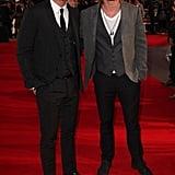 "Liam Hemsworth = 6'3"", Chris Hemsworth = 6'3"""