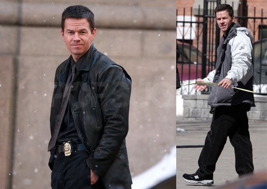 Mark Wahlberg's Furrowed Brow Brings the Payne
