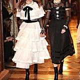 Every year, Chanel's Métiers d'Art show features the work of ateliers.