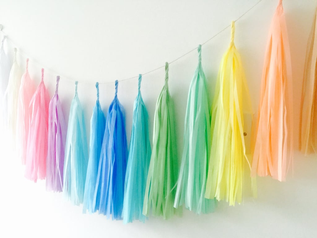 Unicorn Rainbow Garland