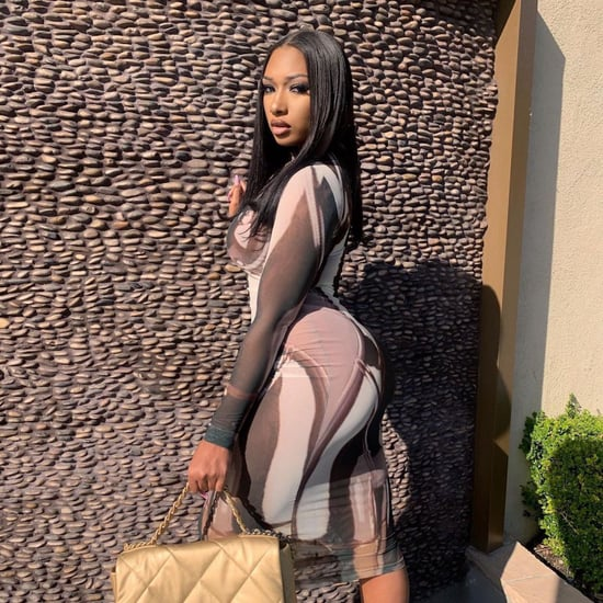Megan Thee Stallion Shows Off Her Natural Hair on Instagram