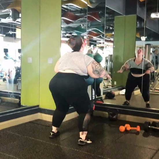 Tess Holliday Responds to Workout Trolls