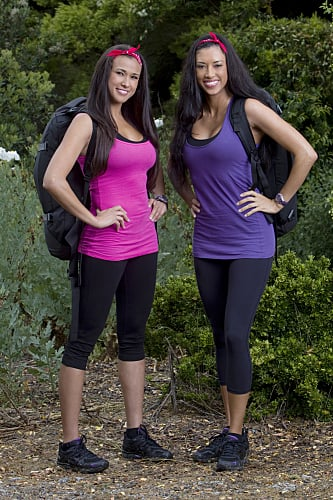 Kaylani and Lisa | The Amazing Race Cast For Season 19