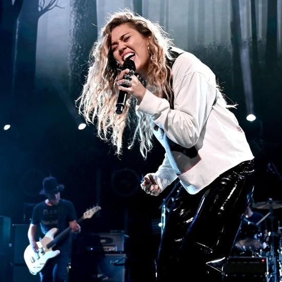 "Miley Cyrus ""Say Hello 2 Heaven"" Chris Cornell Tribute Video"