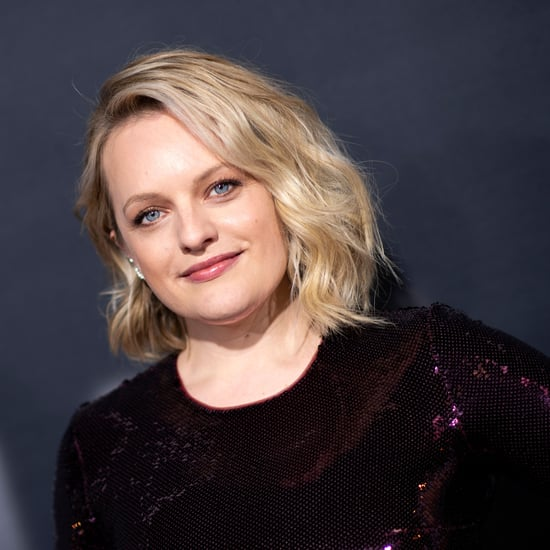 Elisabeth Moss Debuts Bob Haircut and Brown Hair Color