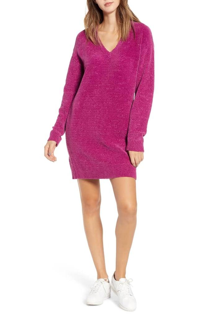 e3da55eebc3 BP. Chenille Sweater Dress