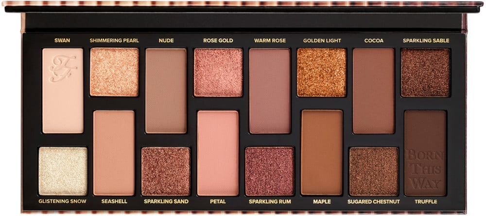 Too Faced Born This Way The Natural Nudes Eyeshadow Palette