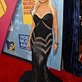 The Sexy, Sultry Ladies Heat Up the VMA Red Carpet