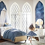 Any little one would be pumped for bedtime if their room looked like this!
