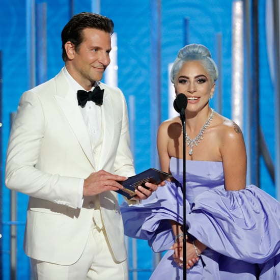 Lady Gaga and Bradley Cooper Joke at 2019 Golden Globes