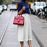 Culottes or Any Untailored Pants