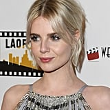 Lucy Boynton at the 2019 Los Angeles Online Film Critics Society Awards
