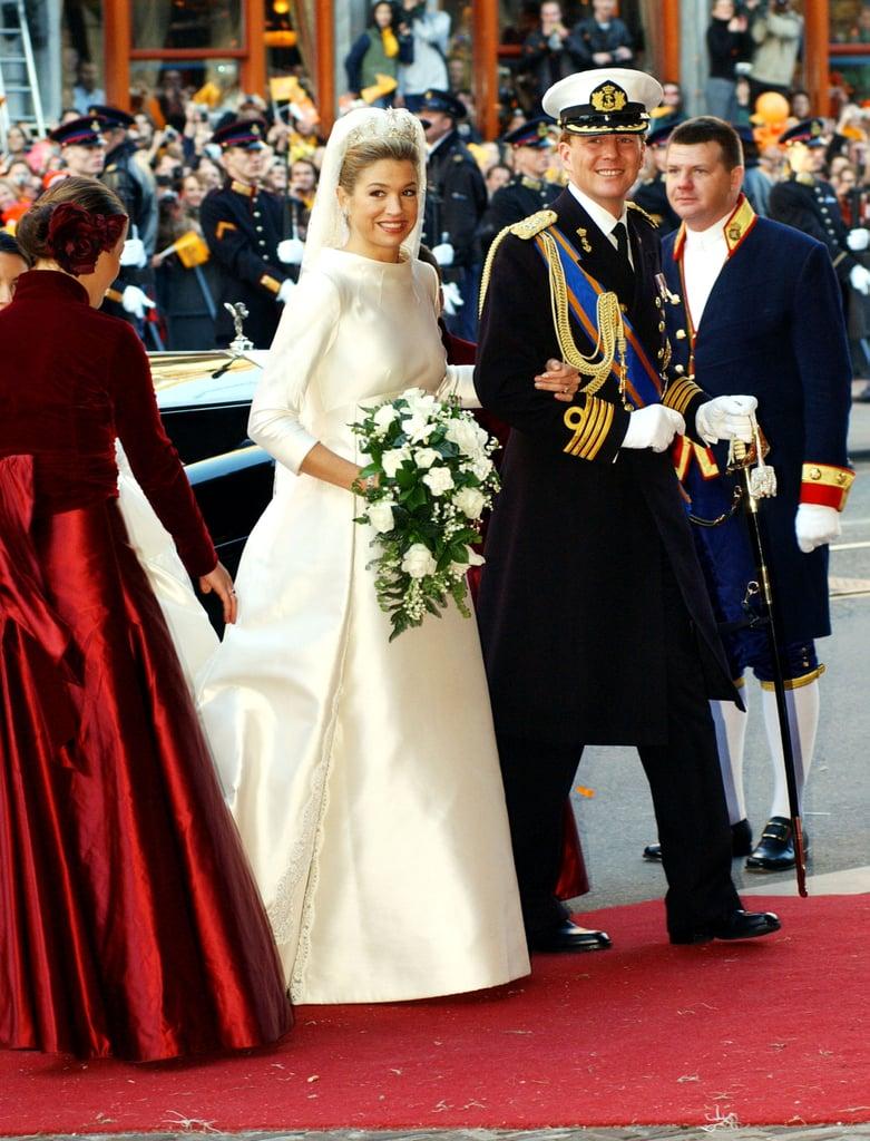 Princess Maxima of Holland, 2002