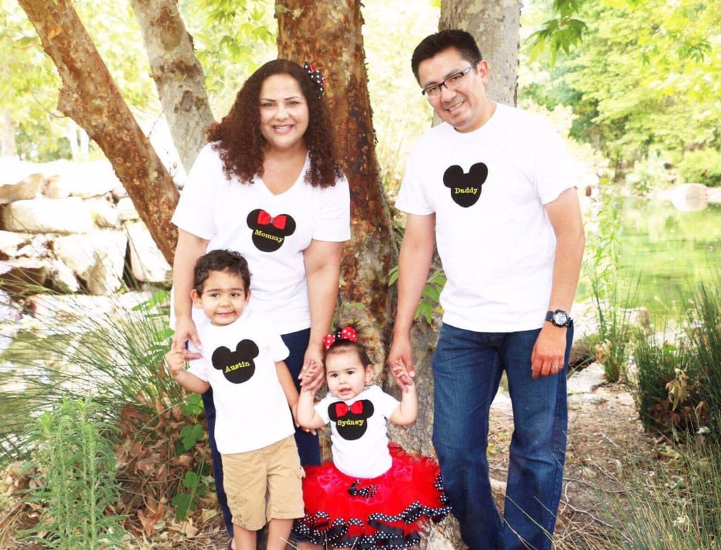 Matching Family Disney Shirts