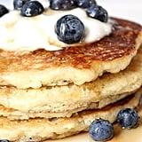 Keto: Wheat-Free Pancakes