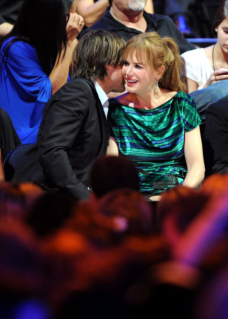 Together at the 2011 CMT Music Awards.