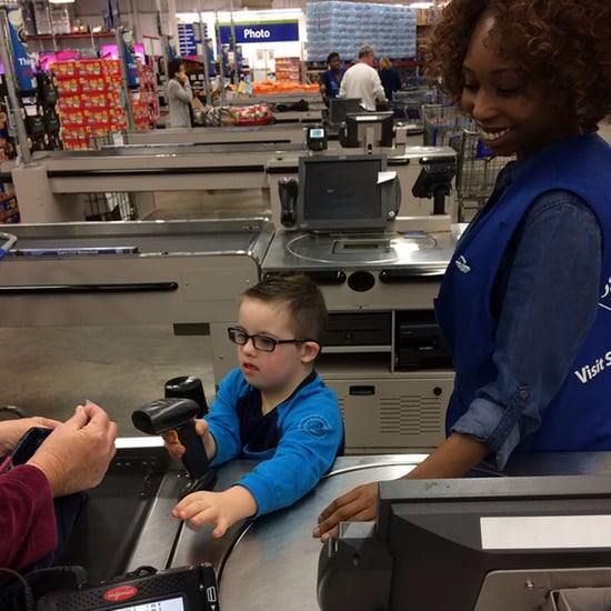 Sam's Club Employees' Kindness Toward Boy With Down Syndrome