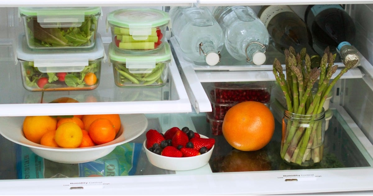 Healthy Foods You Should Have In Your Fridge Popsugar