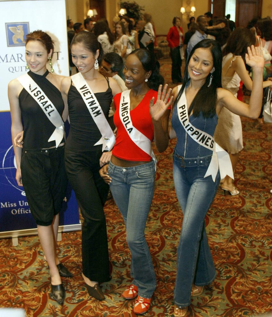 Sad I Miss You Quotes For Friends: Gal Gadot In Miss Universe Pageant Photos