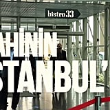 Stephen draws Istanbul.