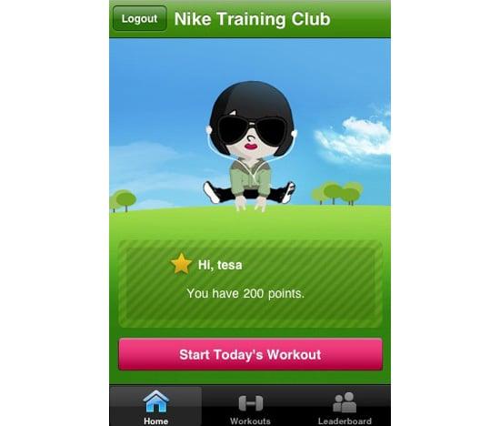 NikeWomen Training Club