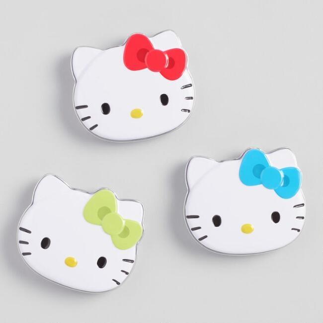 Hello Kitty Sour Candy Tin Set
