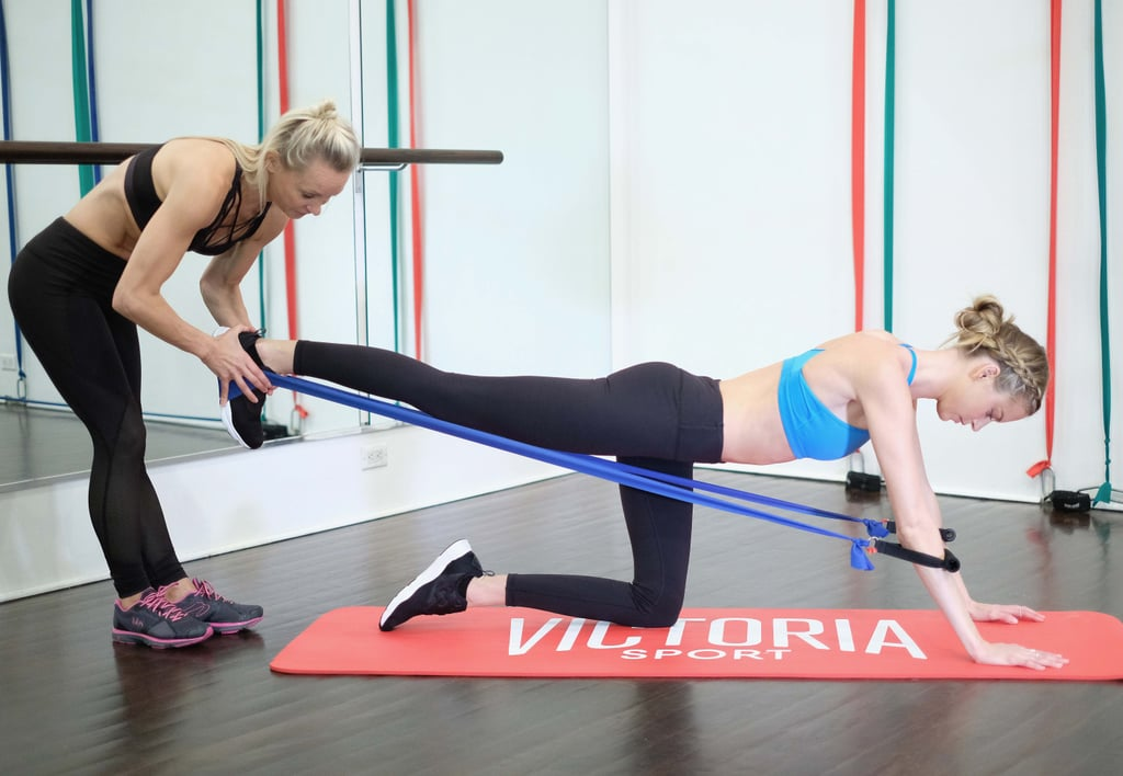 How Do Victoria's Secret Models Work Out?