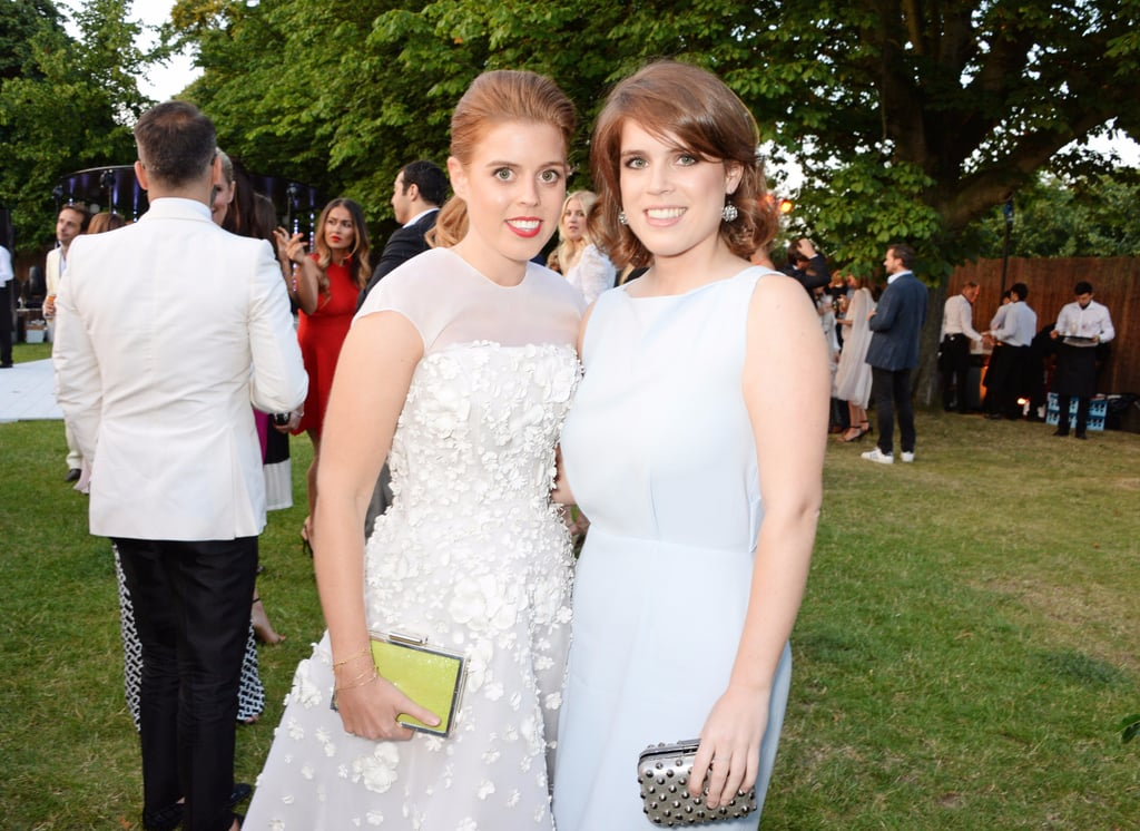 Princesses Eugenie And Beatrice Facts Popsugar Celebrity Uk