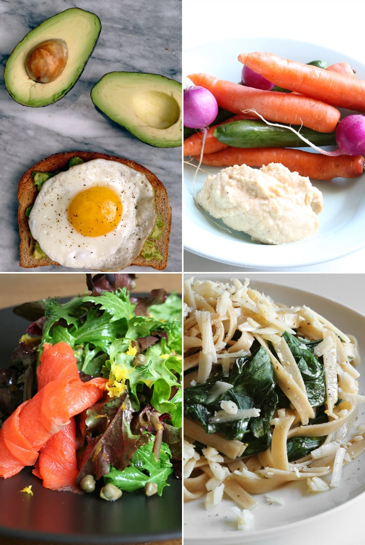 How to eat healthy if you are busy popsugar food ccuart Images