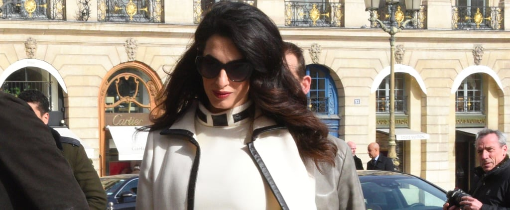 Amal Clooney's Maternity Outfit Is So Special, It Can't Be Recreated