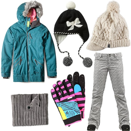 Mountain Style: Cute and Functional Gear For the Snow Bunny