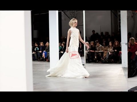 Garance Dore Shares Her Adorable New York Fall  2012 Fashion Week, Pardon My French, Diary with Net-a-Porter: Too Cute!