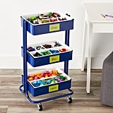 The Container Store Kids' Craft & Toy Storage Cart & Accessories