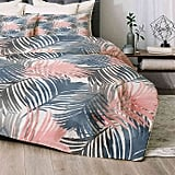 Deny Designs Pattern Jungle Comforter Set in Blue