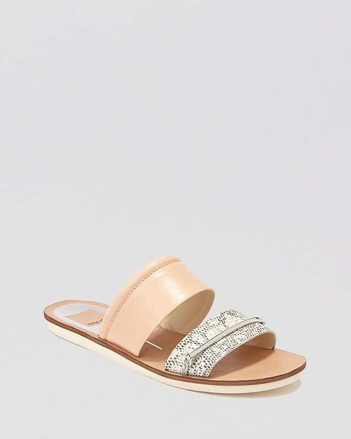 Dolce Vita Flat Slide Sandals