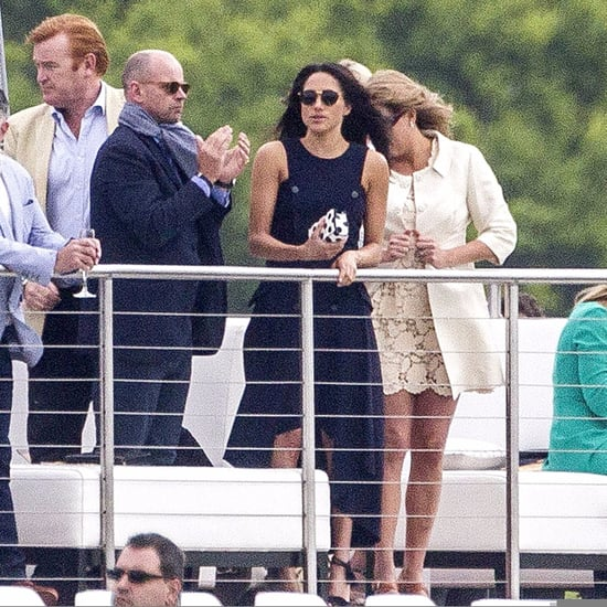 Meghan Markle's Antonio Berardi Dress at Polo Match