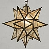 Bonnie: Olivia Indoor/Outdoor Star Pendant