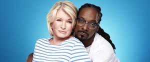 Snoop Dogg and Martha Stewart's Friendship Is #Goals-Worthy