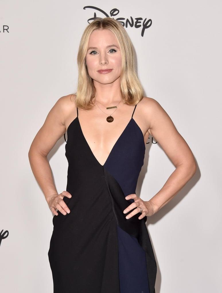 Kristen Bell Responds to Critics' Snow White Comments