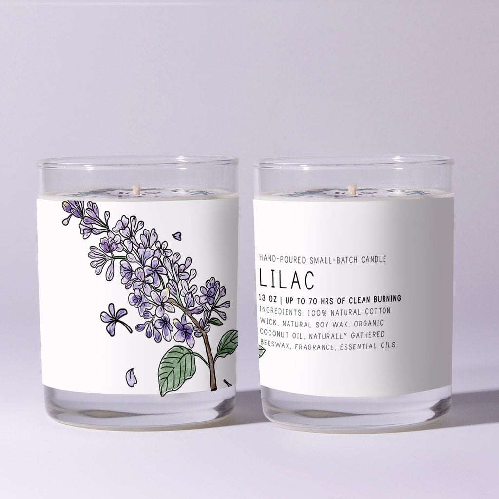 Lilac Just Bee Candles