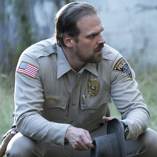 Who Plays Chief Jim Hopper on Stranger Things?