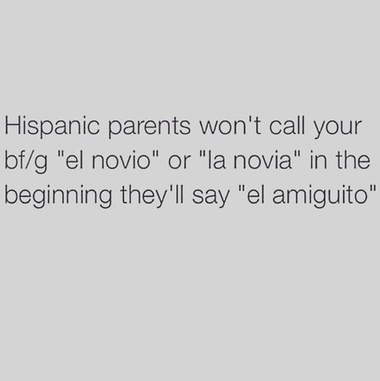 Memes About Latino Parents