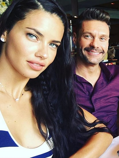 Ryan Seacrest and Adriana Lima Enjoy 'Romantic Dinner' in New York City