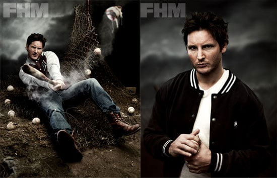 Peter Facinelli Steps Up to Bat in FHM 2010-07-08 21:00:09