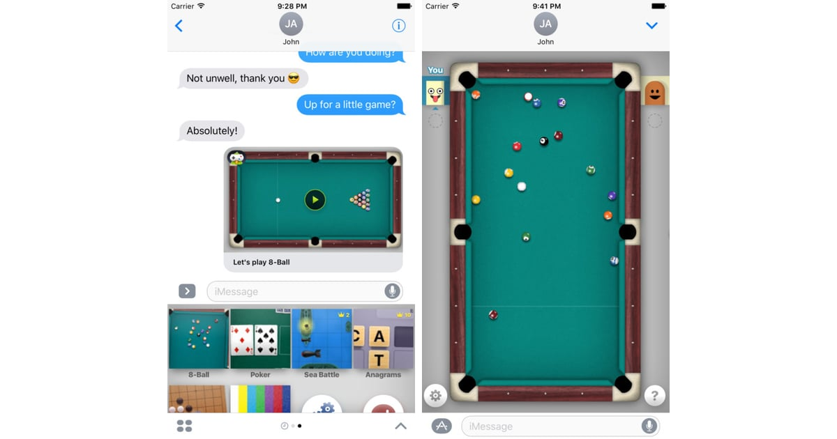 Game Pigeon | 10 iMessage Apps to Download and Start Using