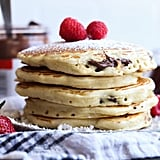 Nutella-Stuffed Pancakes