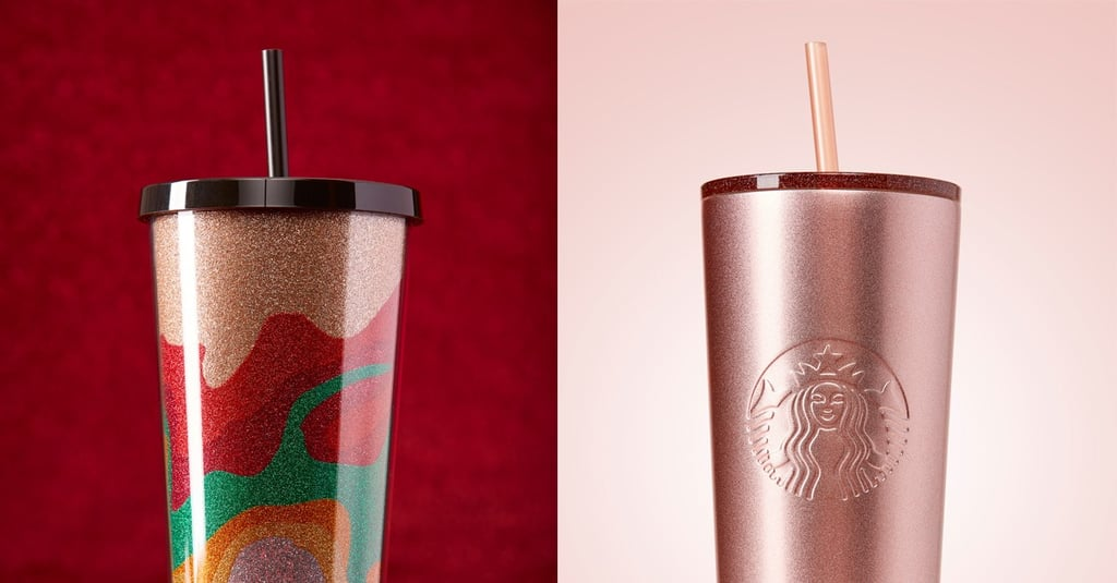Starbucks Holiday Tumblers 2018