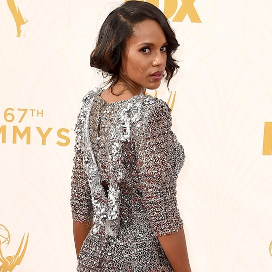 Kerry Washington Dress at Emmys 2015